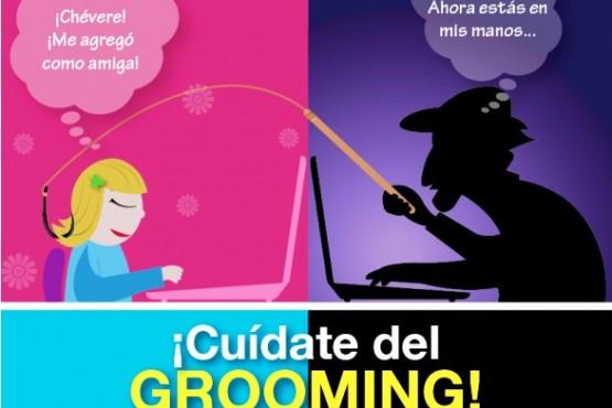Al grooming lo prevenimos entre todos.