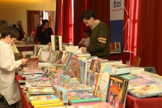 La Feria del Libro será del 23 al 25 de agosto.