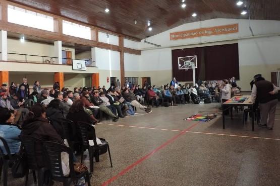 Encuentro de Pueblos Indígenas en Ingeniero Jacobacci, Río Negro.