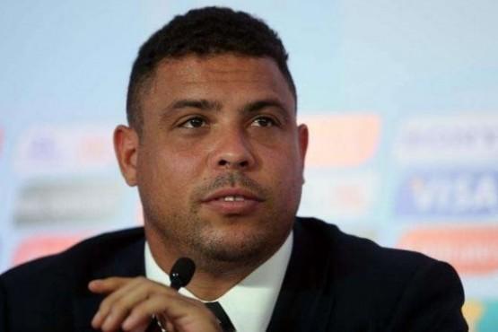 Internaron de urgencia a Ronaldo en un hospital de Ibiza