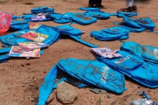Yemen: murieron 29 nenes durante un bombardeo