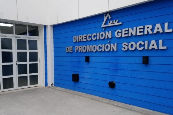 Presentaron nuevas instalaciones de la Dirección General de Promoción Social IDUV