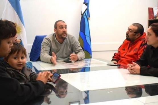 Municipio terminó tendido de red de gas para 150 Viviendas