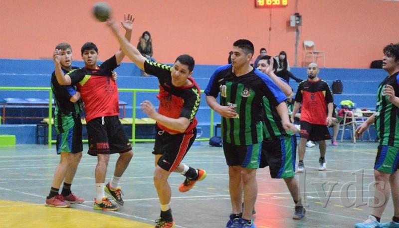 El handball tiene un nutrido calendario anual