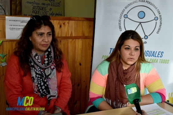 Caleta Olivia presente en el 3° Encuentro Provincial de Discapacidad