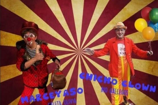 Festejos del Día del Niño en la localidad de Perito Moreno