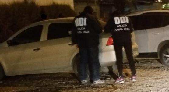 Dos detenidos por robos en Caleta Olivia
