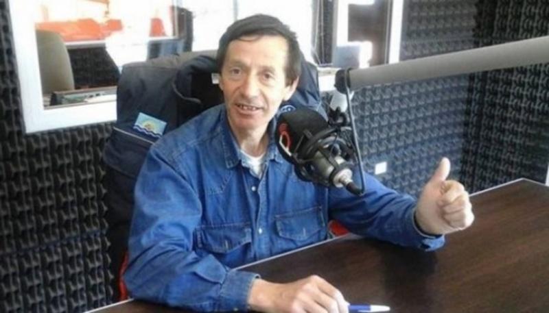 Rubén Martínez (Cambiemos), concejal de Caleta Olivia.