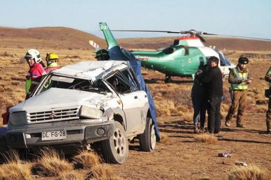 Siete de los 16 fallecidos en rutas chilenas son argentinos