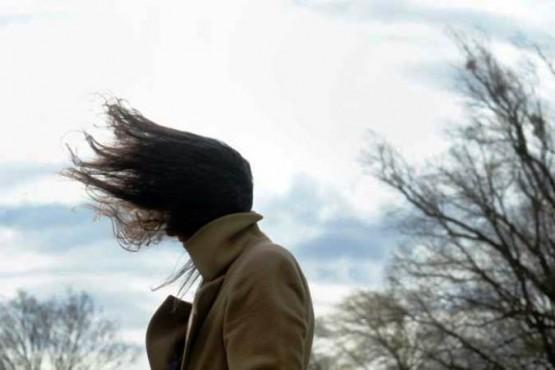 Alerta meteorológico por vientos intensos en Santa Cruz