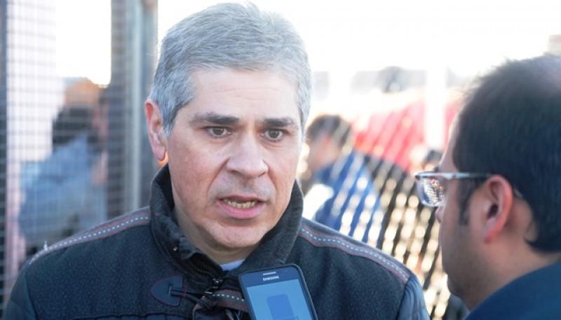 González adelantó que el 31/08 vuelven a reunirse los gobernadores patagónicos. (C.G.).