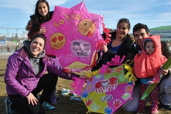 Giubetich reconoció el esfuerzo del trabajador en los festejos del Día del Niño