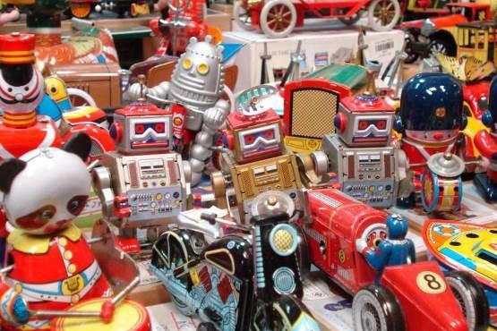 Los juguetes ruidosos pueden dañar la audición de los niños