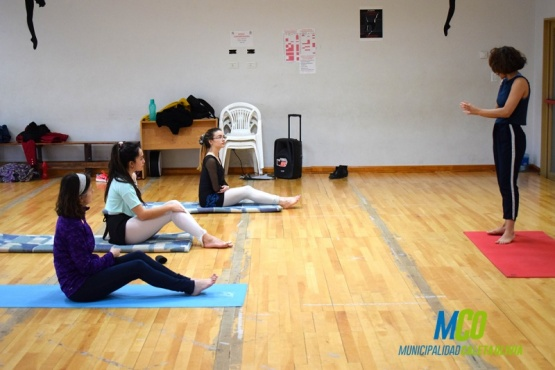 Nuevo taller de Yoga en el CEMEPA