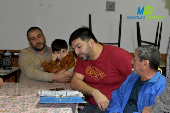 Se trabaja en conjunto con el centro de residentes chilenos