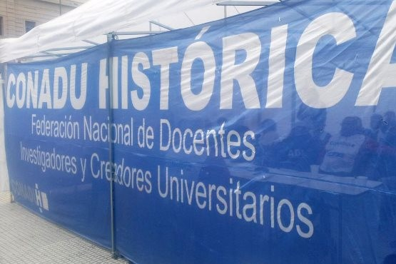 Ante la falta de respuestas de Nación los docentes universitarios continuarán de paro esta semana