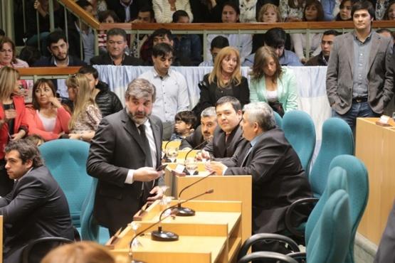 La oposición insiste con el pedido de información de orden presupuestaria