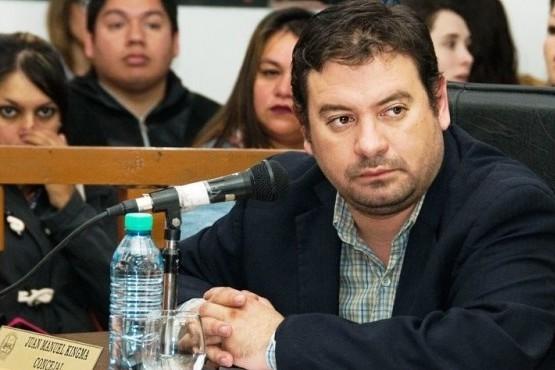 Kingma disconforme con el servicio de colectivos, desestimó aumento del boleto