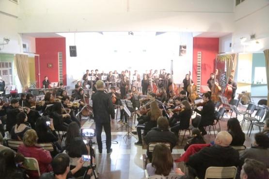 Curso de Cuerdas para Orquestas (C.G)