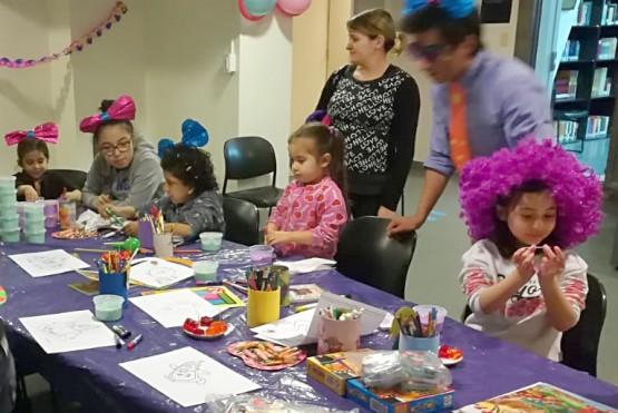 Festejaron el Día de la Niñez en la Casa de Santa Cruz