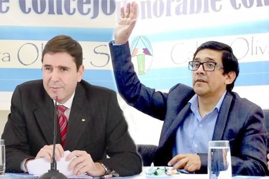 El Presidente del Deliberante reconoció que sabían de la denuncia de abuso sexual contra Martínez