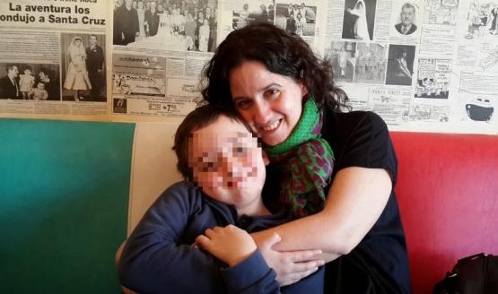 Hay fecha estimativa para el trasplante para el hijo de Belén Burgoa