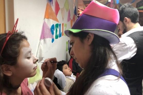"El CIC ""Néstor Kirchner"" celebró el ""Día de la Niñez"""