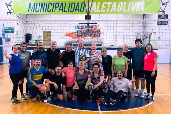 """Preparados para el Campeonato Argentino de Clubes """"Newcom"""""""
