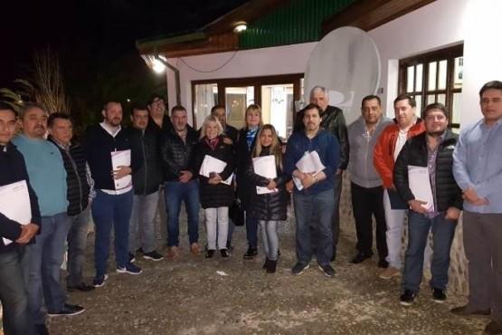 Intendentes y comisionados rechazaron la eliminación del Fondo Soja