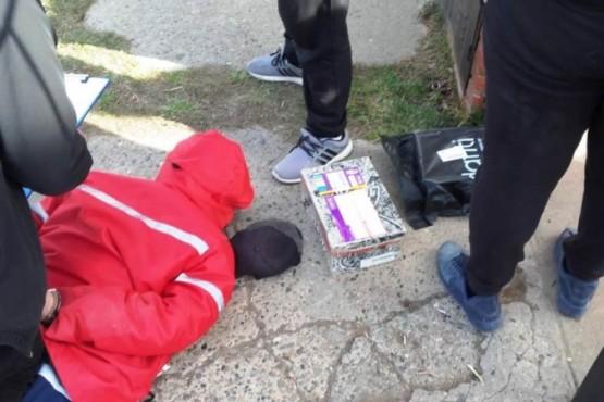 Joven detenido con encomienda narco seguirá preso en la U15
