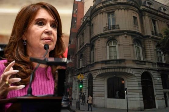 Cristina Kirchner denunció la presencia de un tóxico en su casa tras los allanamientos