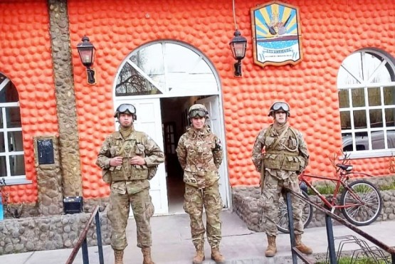 Denuncian militarización de algunas localidades de Santa Cruz