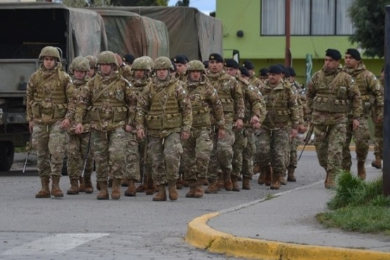 Preocupación de estancieros por ejercicios militares