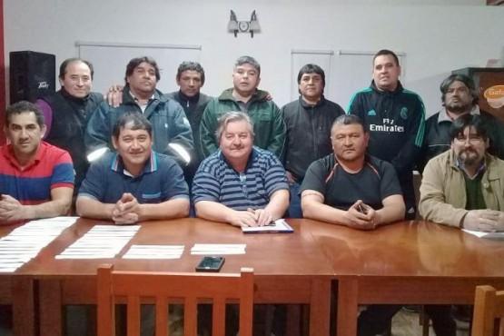 El fútbol barrial con elecciones en zona norte