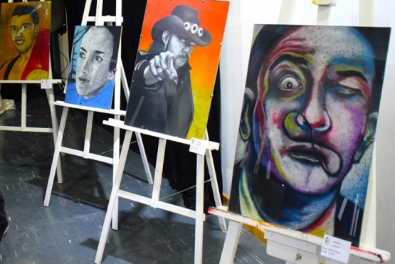 Gran muestra de la Escuela Municipal de Bellas Artes