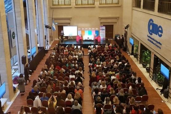 Cámara de Comercio participó del exitoso Congreso de Mujeres Empresarias de CAME