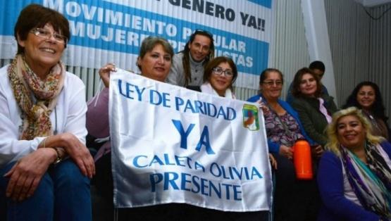 Mujeres peronistas insisten en el proyecto de la Ley de Paridad