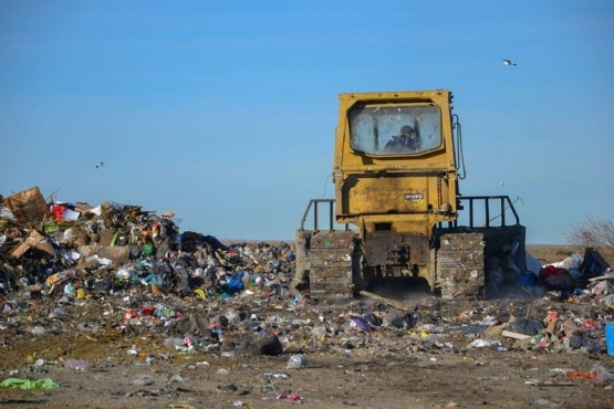 Reacondicionan vaciadero para minimizar riesgos ambientales