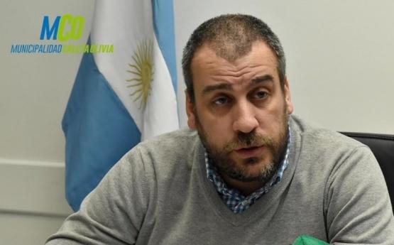 Facundo Prades, Int. de Caleta Olivia.
