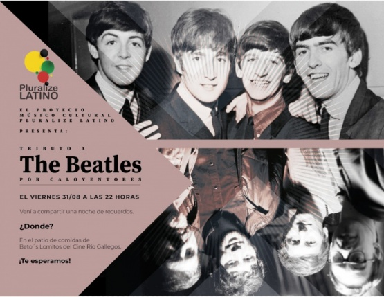 Tributo a The Beatles.