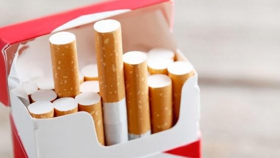 También aumentó el cigarrillo.