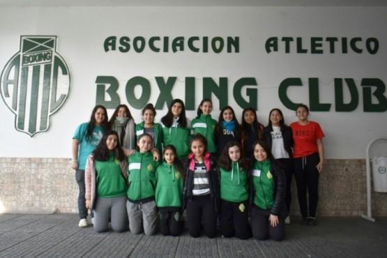 Boxing viajó a El Chaltén para la segunda fecha de Liga