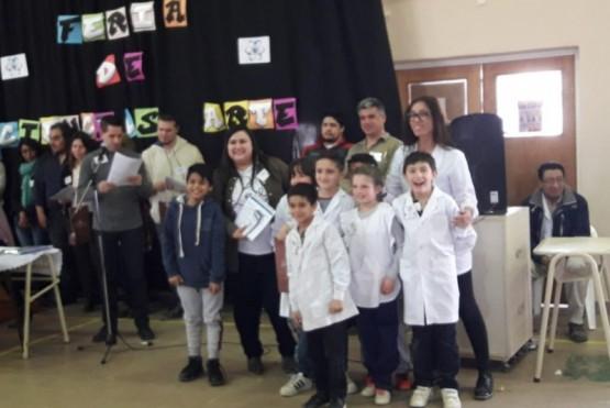 Feria de Ciencias: 14 trabajos a la Instancia regional