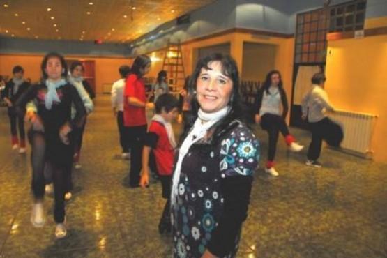 Mes de festejo para la Escuela de danza de la Profesora Marcela Rivero