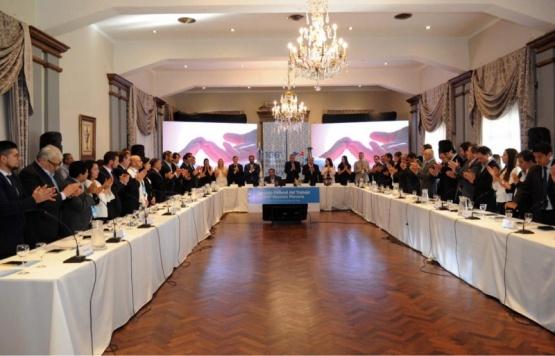 Santa Cruz presente por primera vez en el Consejo Federal del Trabajo
