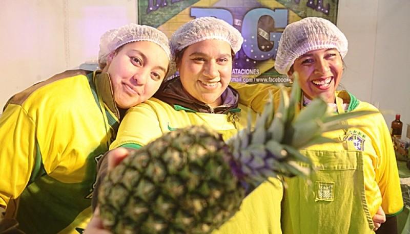 Stand de Brasil (C.G)