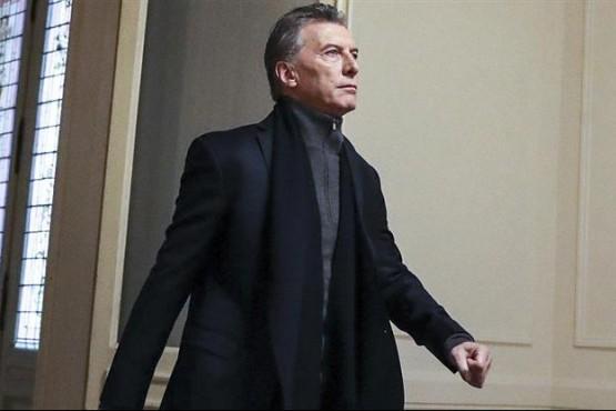 Macri está en la Rosada: expectativa por mensaje antes de los anuncios de Dujovne
