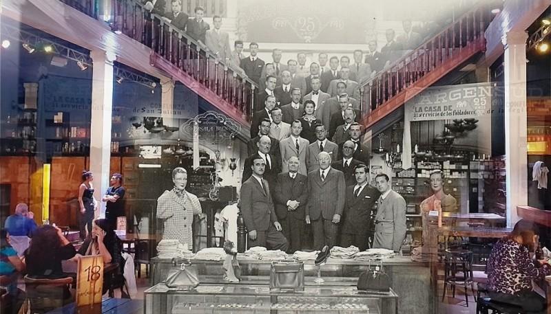 El ARGENSUD era un almacén de ramos generales.