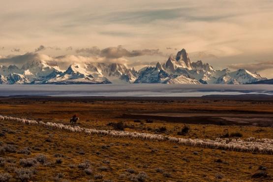 Ganador del Tercer Concurso de Fotografia de la Patagonia.