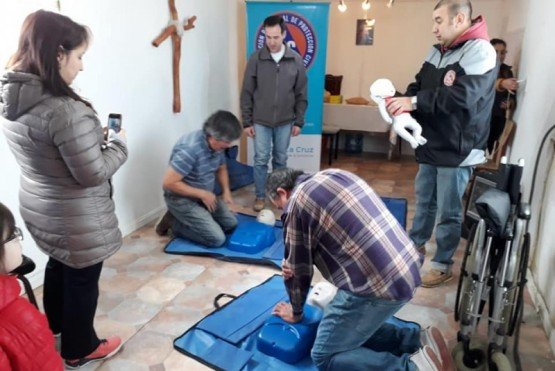 Vecinos del Padre Olivieri participaron de jornada interministerial